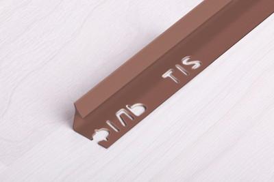 Купить Углы для плитки внутренние и внешние, Раскладка для плитки ТИС (TIS)