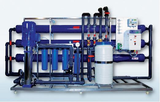 Купить Оборудование ля очистки воды