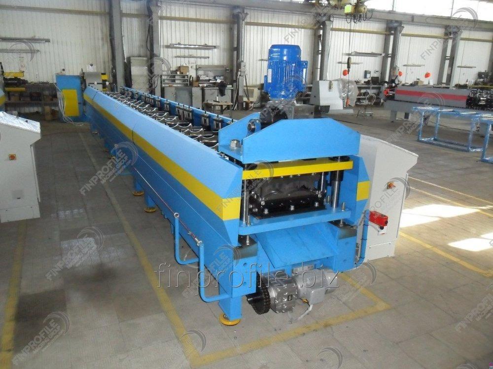 Оборудование производства металлического сайдинга