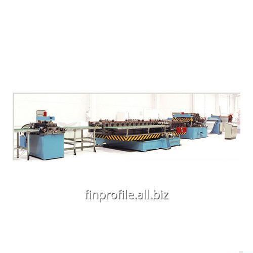 Оборудование  производства стеллажных систем