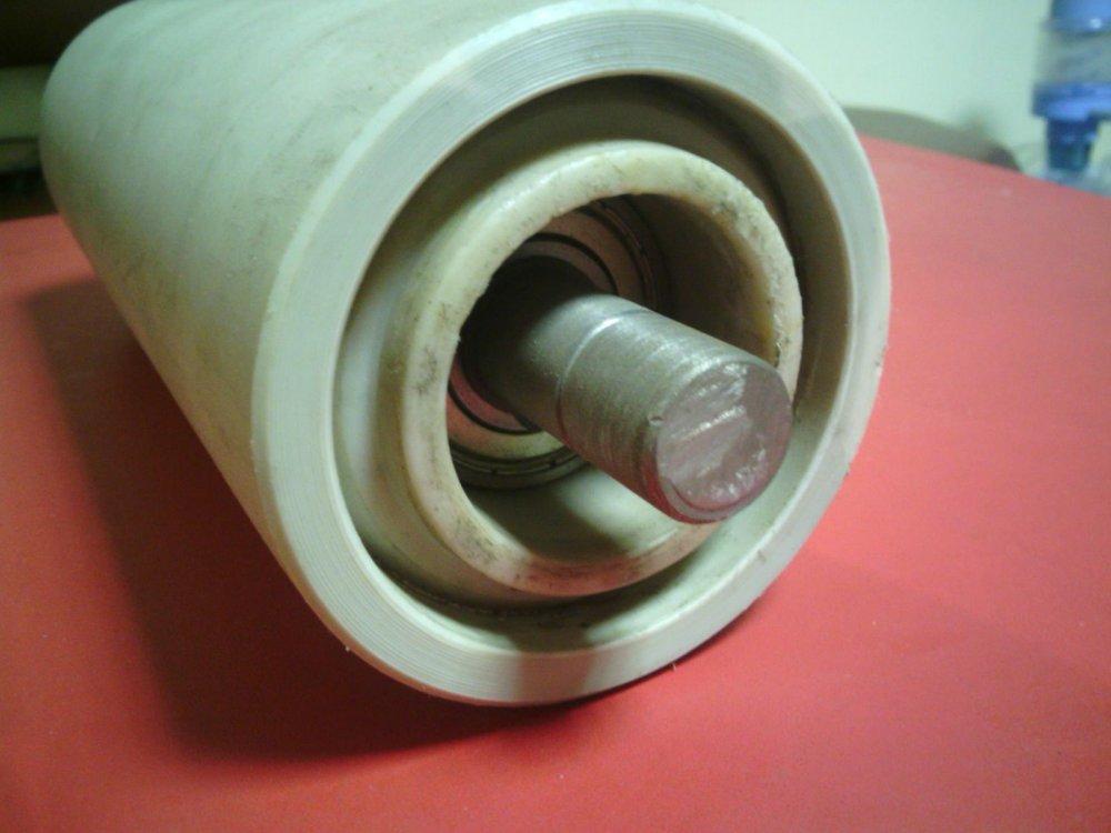 Купить Ролик ф 90 мм (полимерный) (подшипники 6204)