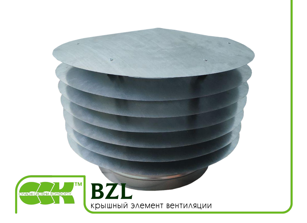Çatı BZL-630 havalandırma boru