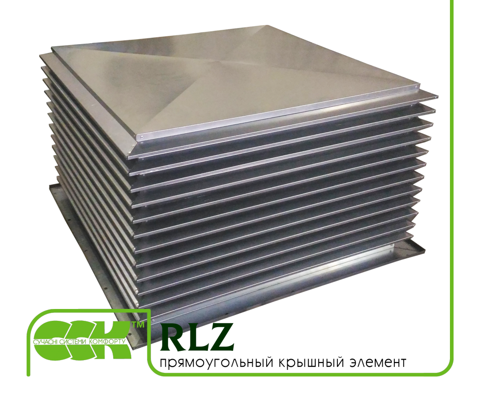 RLZ-1200 rectangular roof element