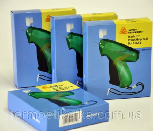Buy The needle gun for price tags of Avery Dennison Mark III Standar