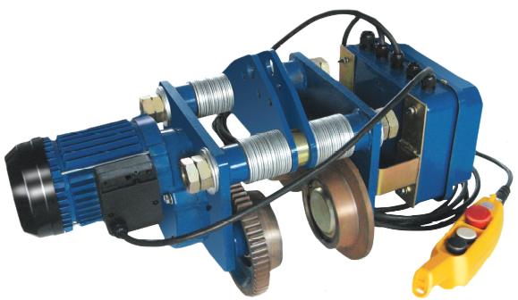 Тележка передвижения электрическая TD3 380В