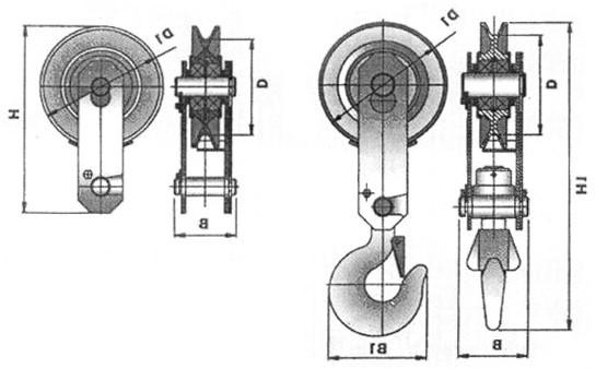 Блок монтажный БМ-5