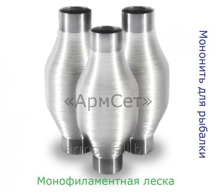 Леска 0,35мм  (мононить) в бобинах