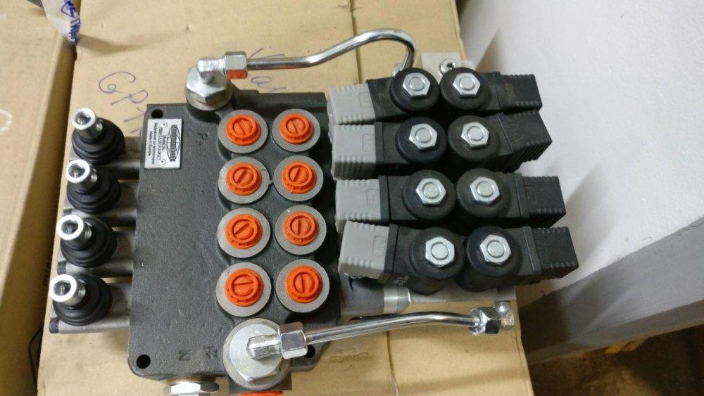 Купить Электрогидравлический распределитель 4 P80
