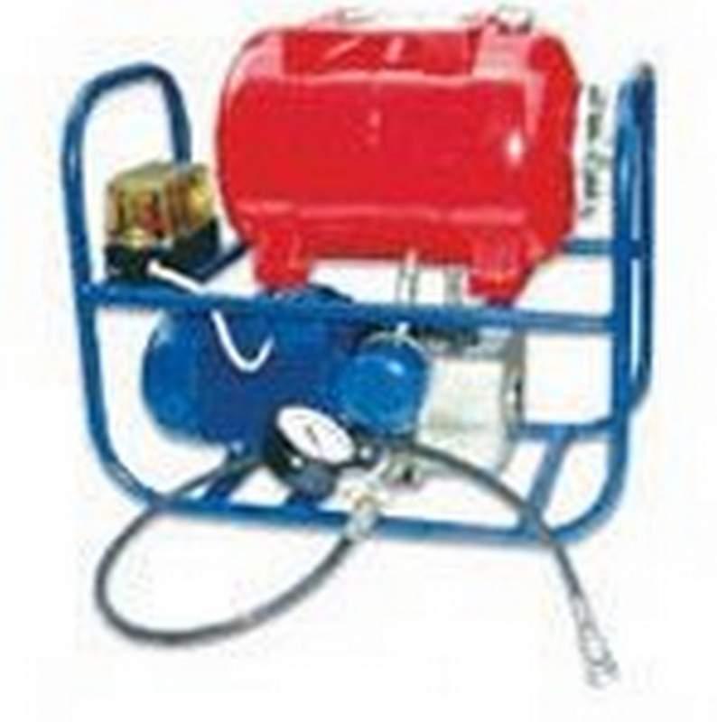 Насос с электроприводом для домкратов гидравлических НЭ63Р-1-24-1