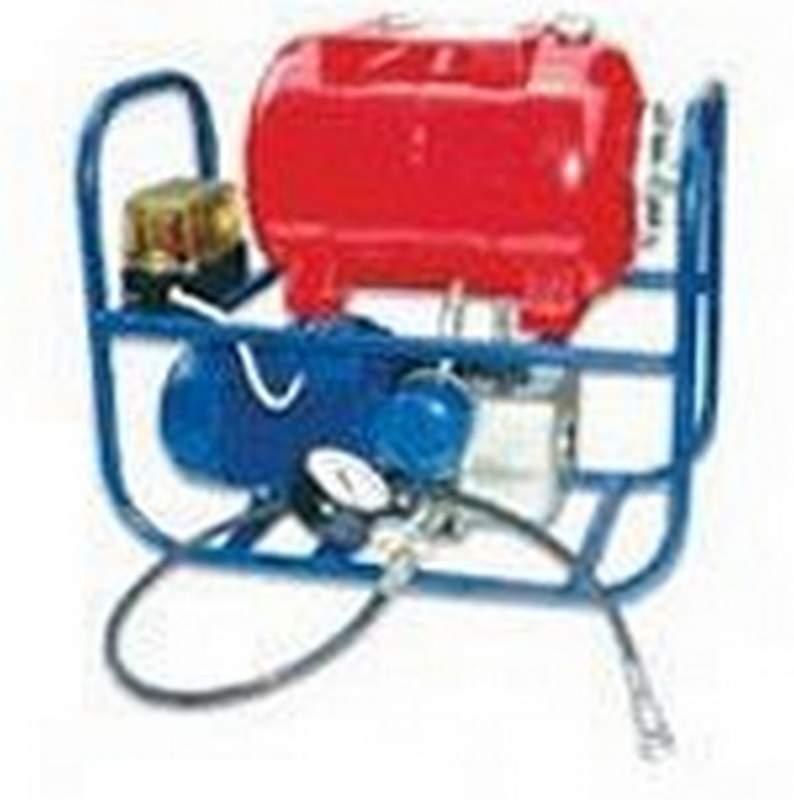 Насос с электроприводом для домкратов гидравлических НЭ63Р-1-24-2