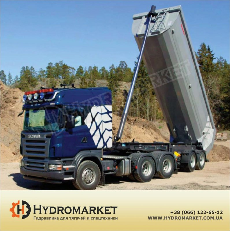 Buy To drive the dump truck from Europe