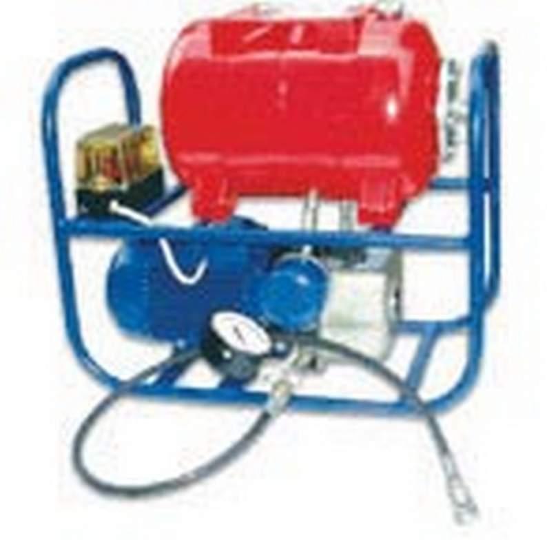 Насос с электроприводом для домкратов гидравлических НЭ63Р-3-24-1