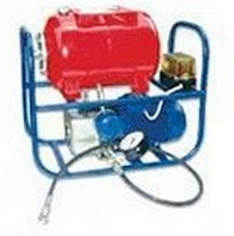Насос с электроприводом для домкратов гидравлических НЭ63Р-3-24-2