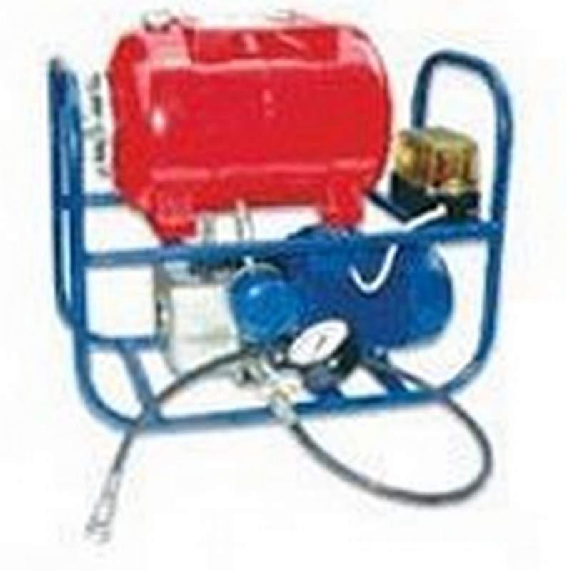 Насос с электроприводом для домкратов гидравлических НЭ63Р-3-50-1
