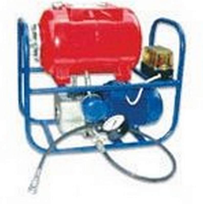 Насос с электроприводом для домкратов гидравлических НЭ63Р-3-50-2