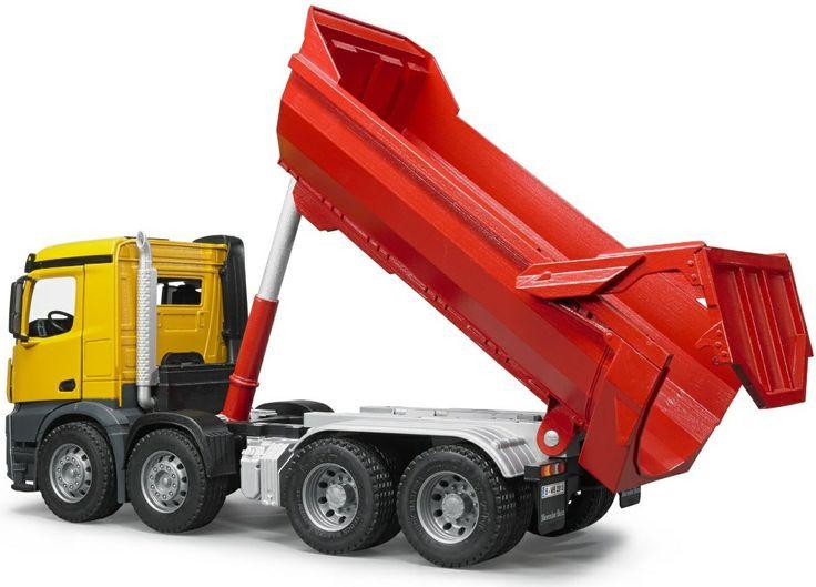 Купить Переоборудование грузовика в самосвал с пластиковым гидробаком
