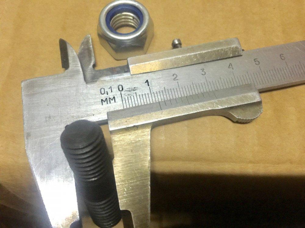 Купить Шпильки крепления КОМ 12mm