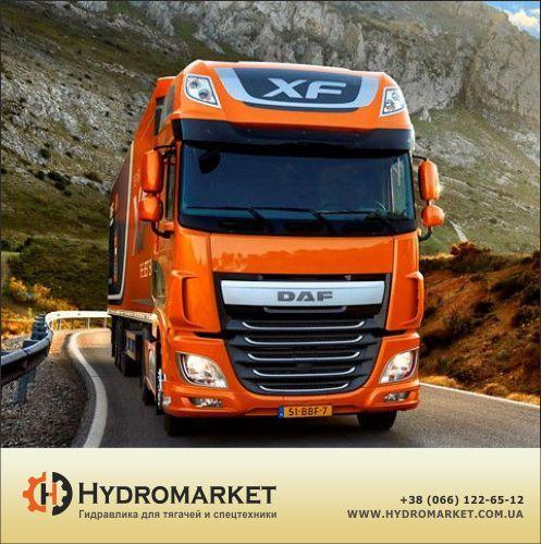 Купить Гидравлическая система Hyva на DAF с высококачественным алюминиевым баком