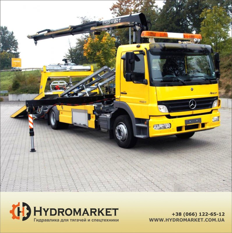Buy Hydraulics on the tow truck