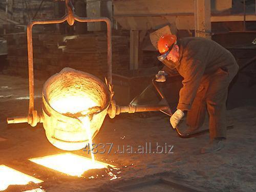 Купить Производство чугунного и стального литья