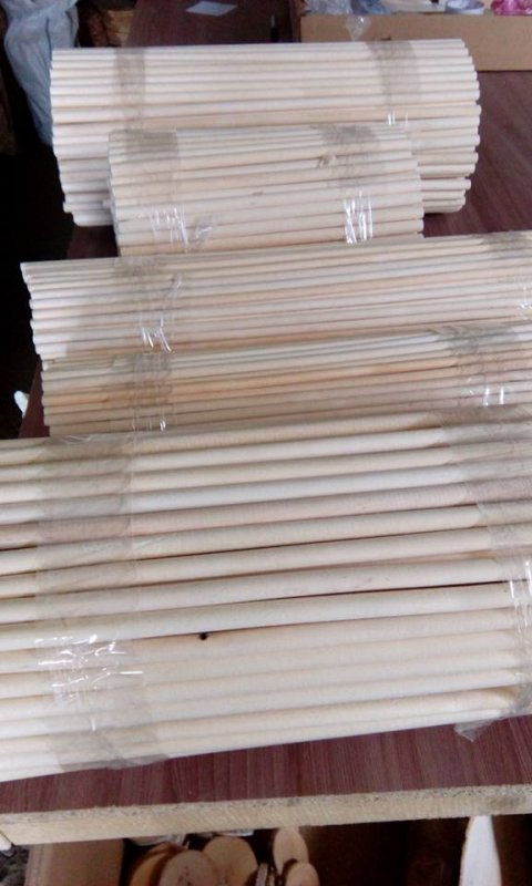 Buy Wooden Nagel (round sticks)
