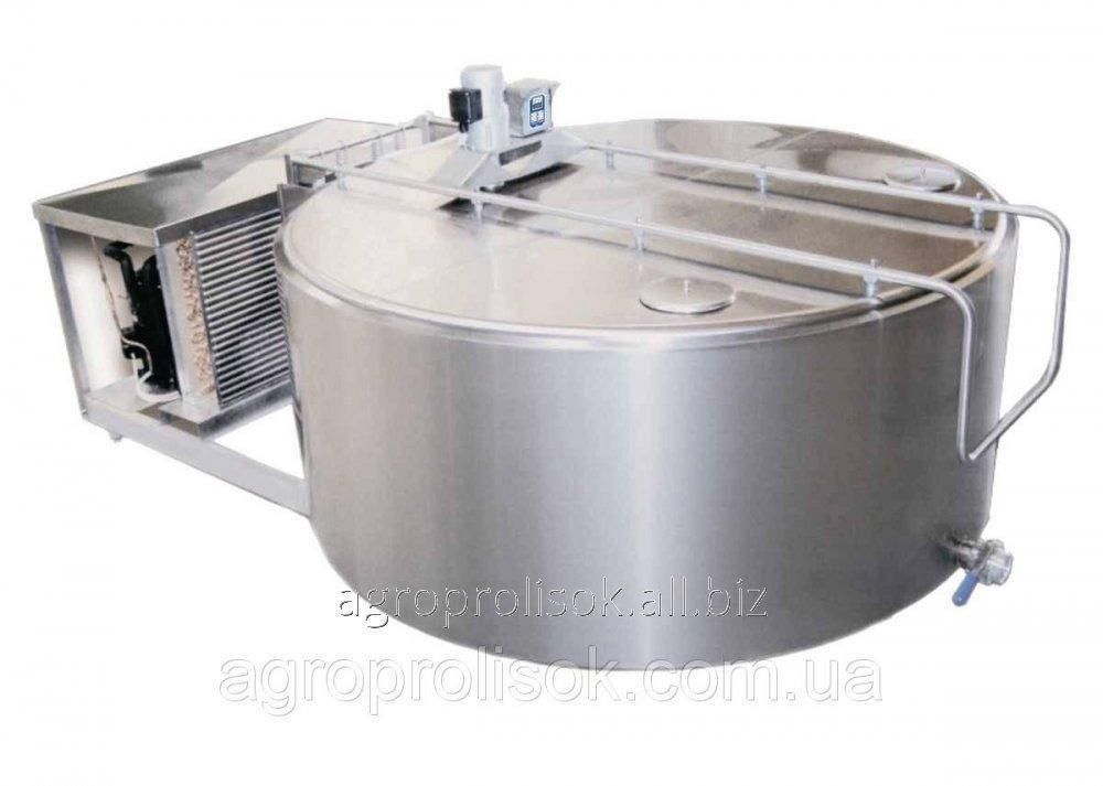 Buy Equipment for cooling of milk of 800 l