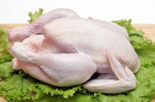Целая курица (Whole Chicken)