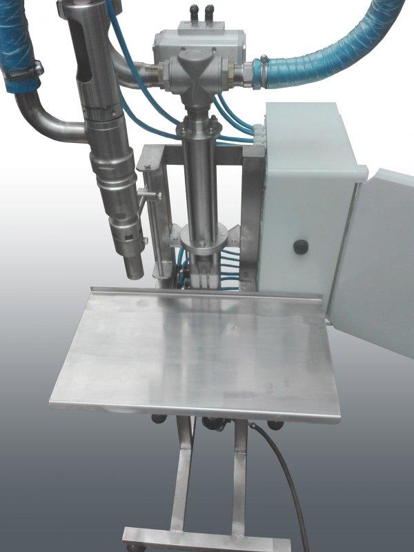Дозатор объемно-поршневого типа Н1-АРП-1М