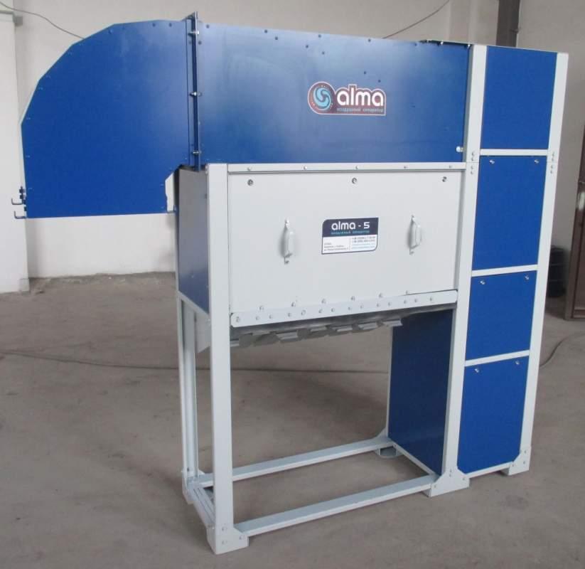Воздушный сепаратор Alma-15