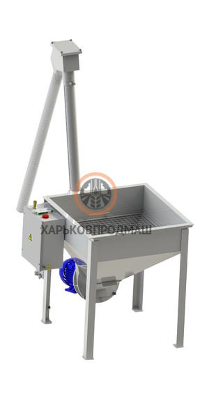 Оборудование для колки гороха