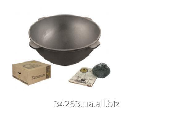 Buy Pan pig-iron WOK 8 of l