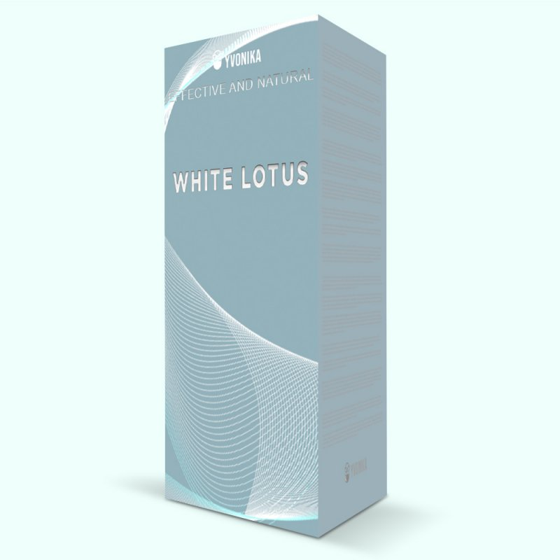 Зубная паста White Lotus Вайт Лотус отбеливающая