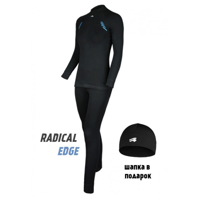 Women's sports suit for Radical Edge run + a gift