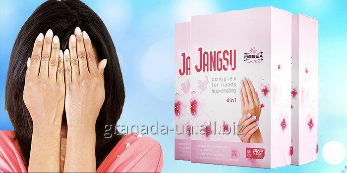 Натуральный комплекс для омоложения кожи рук Jangsu Джангсу
