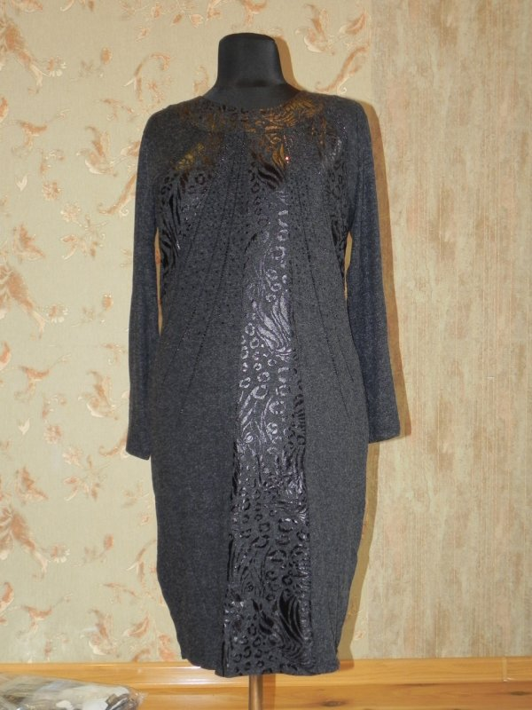 Платье весна осень турция, арт: 4923