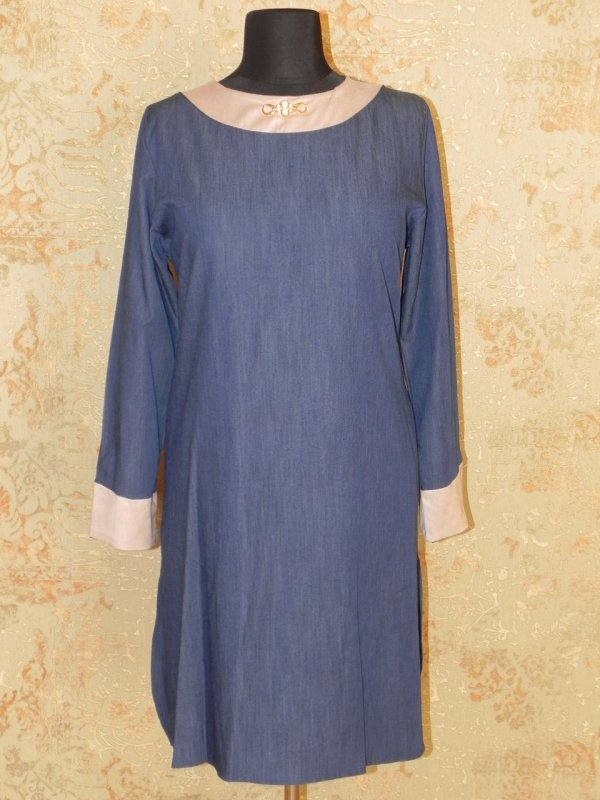 Платье - туника, арт. 5415