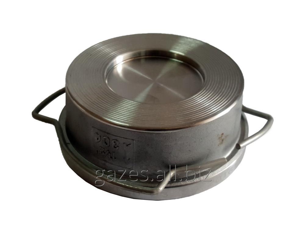 Обратный клапан Batu BСV DN40 PN40