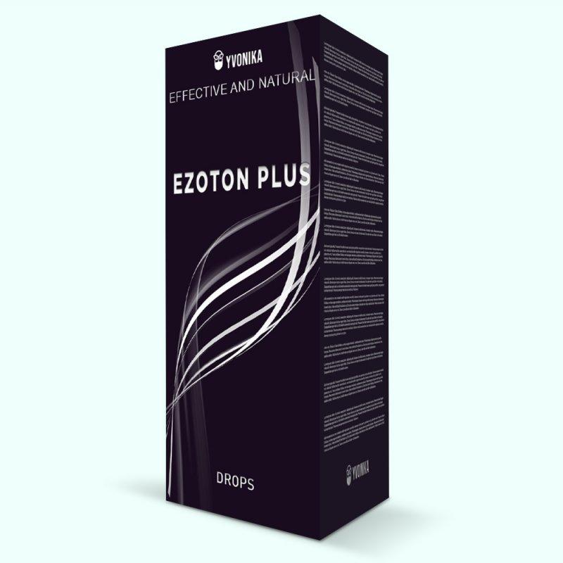 Растительный комплекс от изжоги Ezoton Plus Эзотон Плюс
