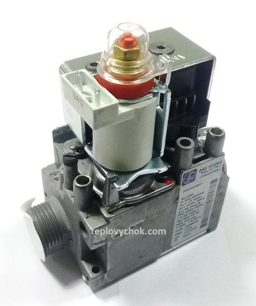 Газовый клапан 845 SIGMA 9V BAXI, WESTEN, IMMERGAS 0.845.063