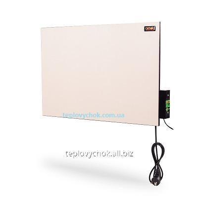 Купить Керамическая электропанель DIMOL Mini 01 с терморегулятором (кремовая)