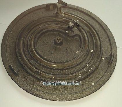 Конфорка со встроенным тэном для китайских электроплит Ø185мм, 1500W