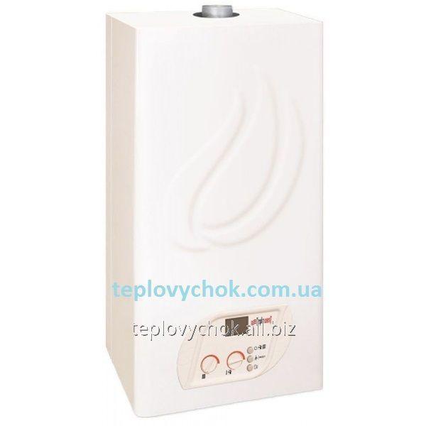 Газовый котел Teplowest CLASSIC OPTIMA+ АГД-24-В-М - 24 кВт, двухконтурный, дымоходный