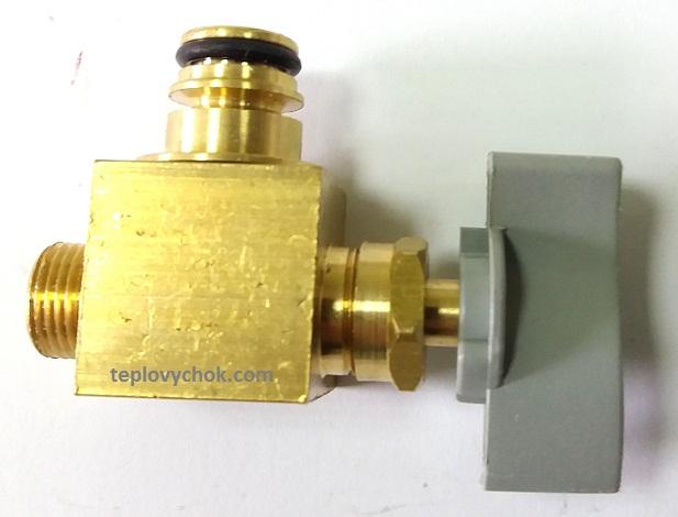 Кран подпитки для котлов Vaillant atmoTEC/turboTEC, Pro/Plus 20018065