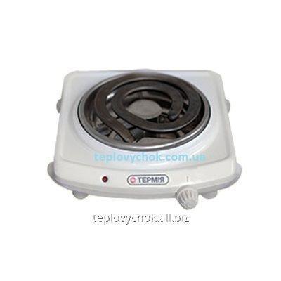 Настольная плита электрическая Термия ЭПТ 1-1,0/220 (Ш) белая