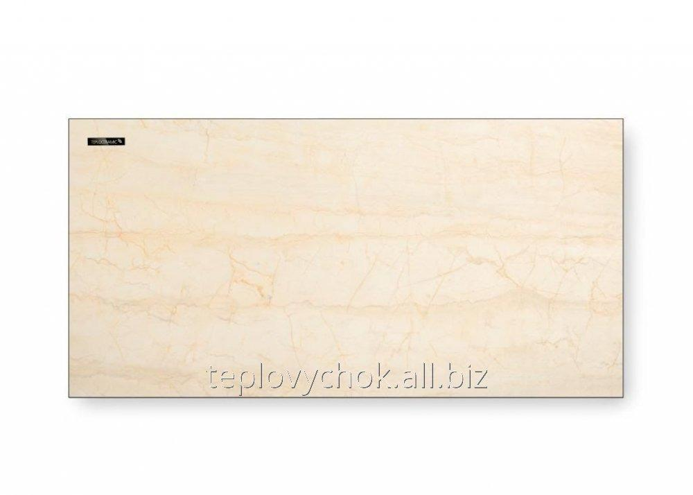 Обогреватель керамический Teploceramic TC 450 бежевый мрамор