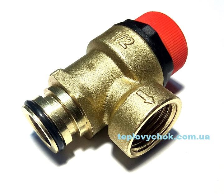 Предохранительный клапан на 3 бара Ariston UNO 65103222