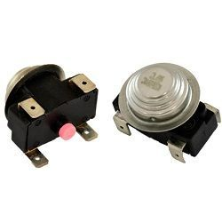 Предохранительный термостат к Electrolux, 16A, 90гр