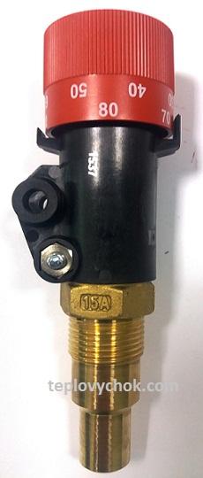 Регулятор тяги для твердотопливных котлов Honeywell FR 124