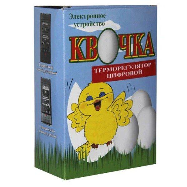 Купить Терморегулятор для инкубатора Квочка цифровой