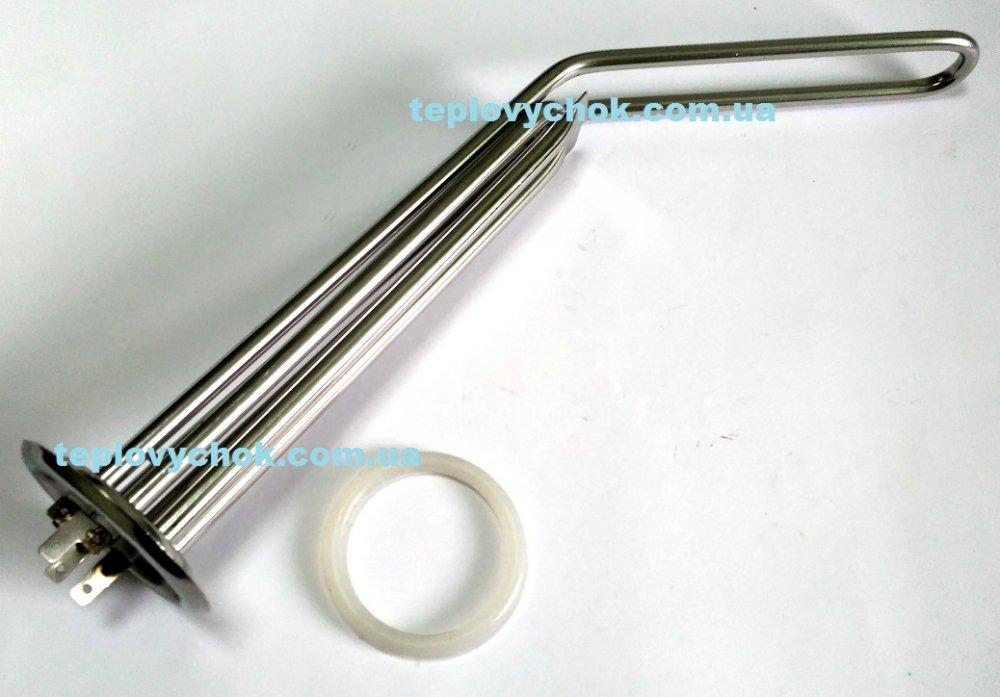 ТЭН для бойлера GTS на фланце D70, 0,7+1,3 кВт /2 квт/